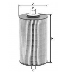 filter paliva mann P 811
