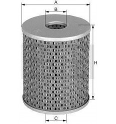 filter olejový mann MH 814