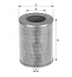 filter vzduchový mann C 1140