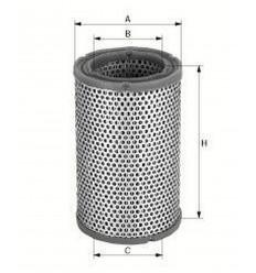 filter vzduchový mann C 1134