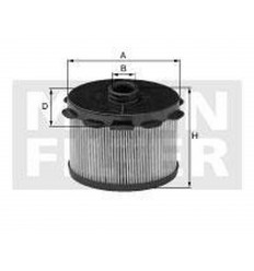 filter paliva mann PU 1021x