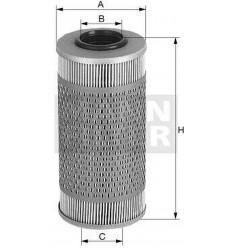 filter paliva mann P 726x