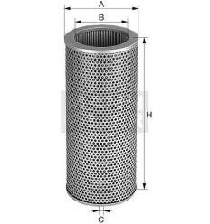 filter olejový mann H 1375