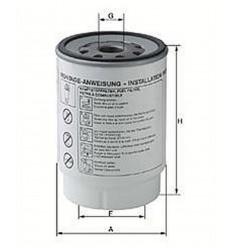 filter paliva mann PL 420x