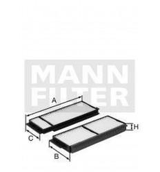 filter peľový mann CU 22001-2