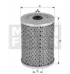filter paliva mann P 715