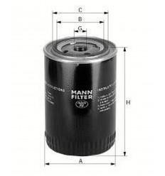filtr olejový mann W 940/24