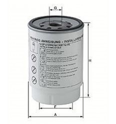 filter paliva mann PL 270x