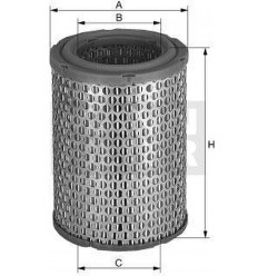 filter vzduchový mann C 1134/1
