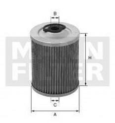 filter paliva mann P 990