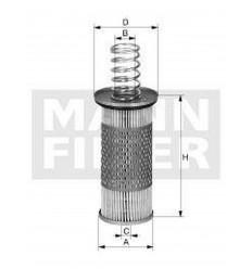 filter hydraulický mann HD 1053