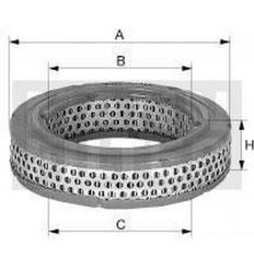 filter vzduchový mann C 1112/7