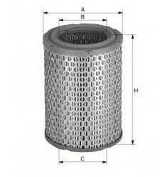 filter vzduchový mann C 1036/1
