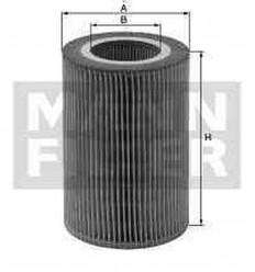 filter vzduchový mann C 10050