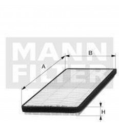 filter peľový mann CU 1828