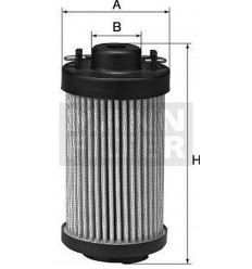 filter hydraulický mann HD 10158