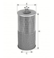 filter olejový mann H 1275