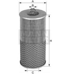 filter olejový mann H 1275x
