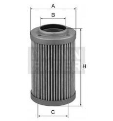 filter hydraulický mann HD 49