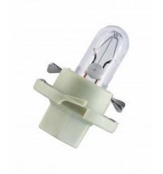 žiarovka 12V 1,1W Bx8,4d