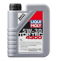 LM-MOT. OLEJ 5W-30 1L TOP TEC 4300