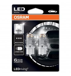 Osram 7915CW-02B Cool White W21/5W premium LED 2ks – blister