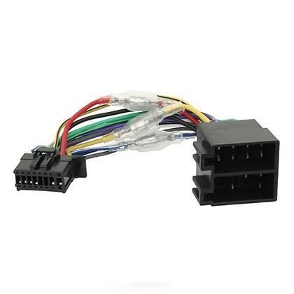 Autorádiové konektory