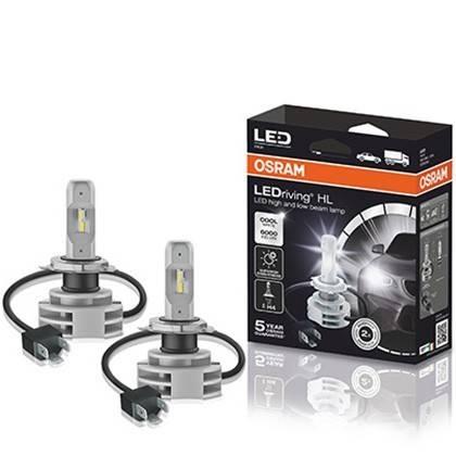 H4 LED žárovky