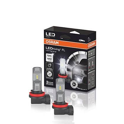 H8/H11/H16 LED Žiarovky