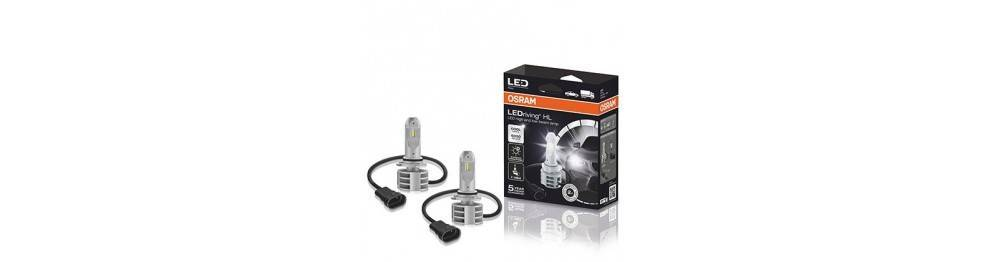 HB3/HB4 LED žárovky