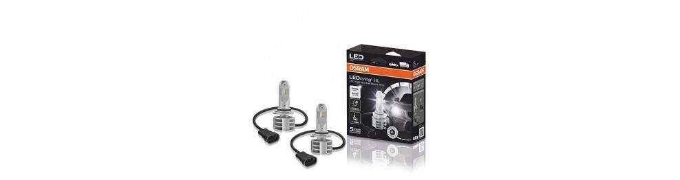 HB4 LED žárovky