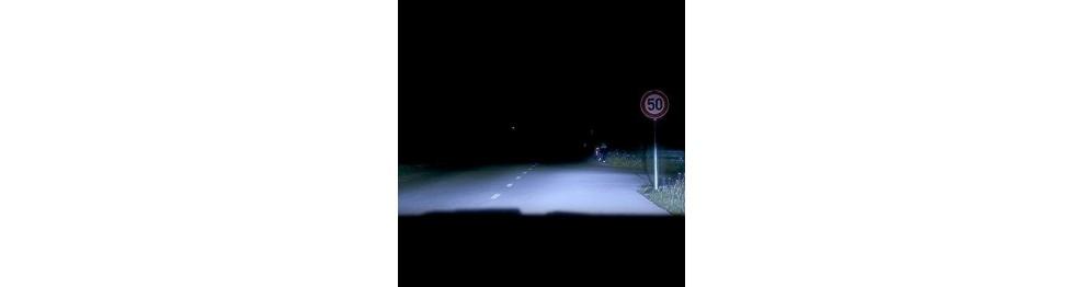 Off-road vysokoteplotné H1 žiarovky