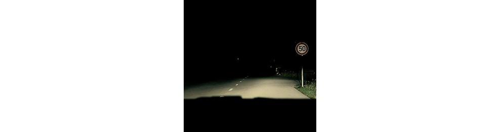 Off-road vysoký výkon H1 žiarovky