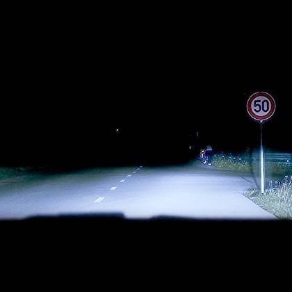 LED technológia H1 žiarovky