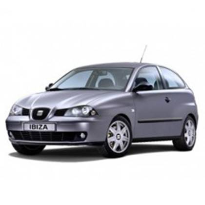 Seat Ibiza III. (od r.v. 02/2006) stěrače