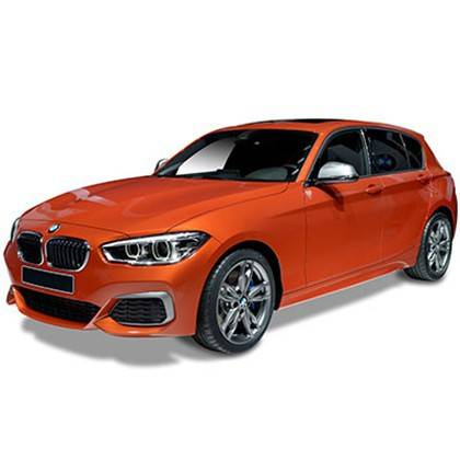 Stěrače BMW Serie 1