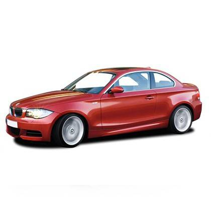 Stierače BMW 1 Coupé
