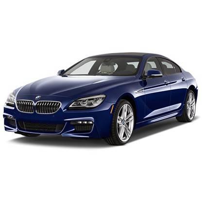 Stěrače BMW 6 GC
