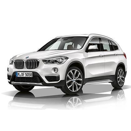 Stierače BMW X1