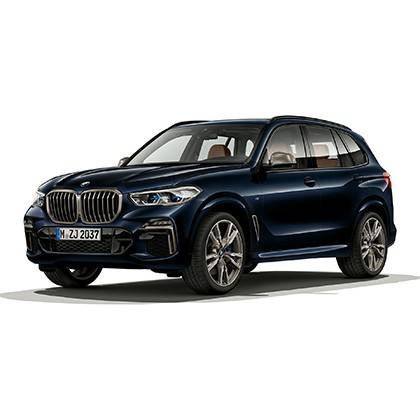 Stierače BMW X5