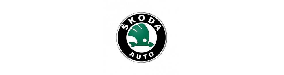 Stěrače Škoda Fabia [5J2] Pros.2006 - Kvě. 2013