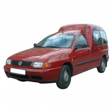 Stěrače VW Caddy Pickup