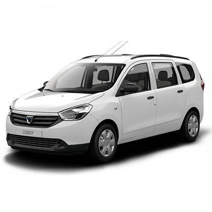 Stěrače Dacia Lodgy