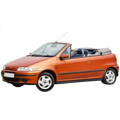 Stěrače Fiat Punto Cabrio
