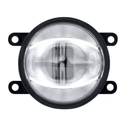 Mlhová světla namontovaná v DRL