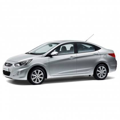 Stěrače Hyundai Accent Blue
