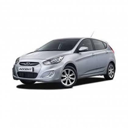 Stěrače Hyundai Accent Hatchback