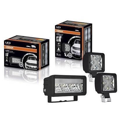 LED pracovní světla