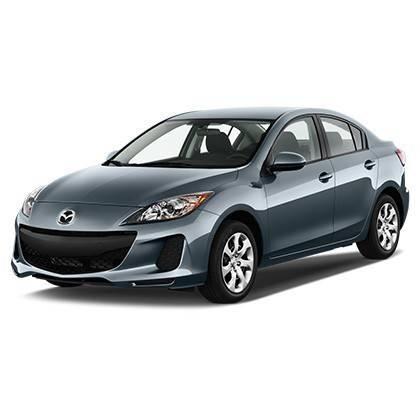 Stěrače Mazda 3