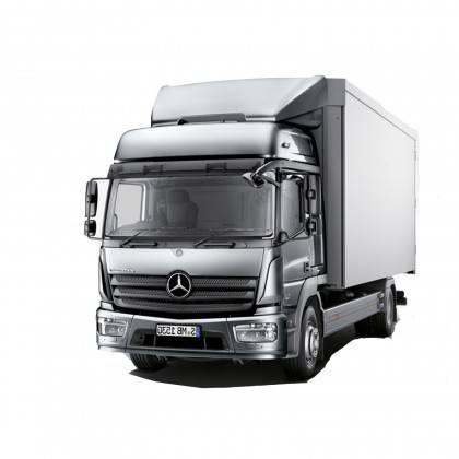 Stierače Mercedes-Benz Atego
